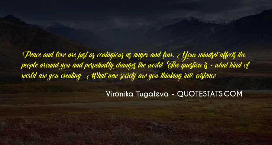 Quotes About Peace Around The World #1752532