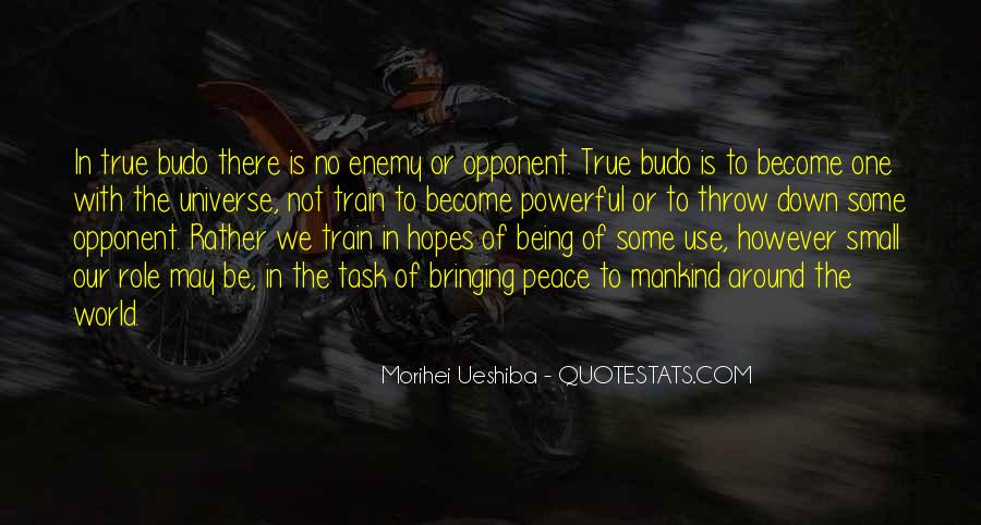 Quotes About Peace Around The World #286858