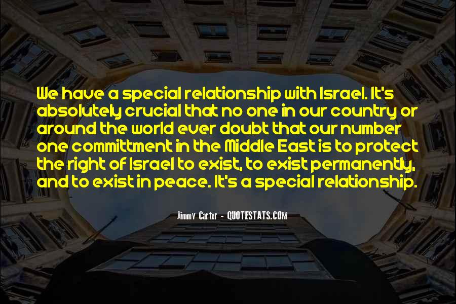 Quotes About Peace Around The World #579072