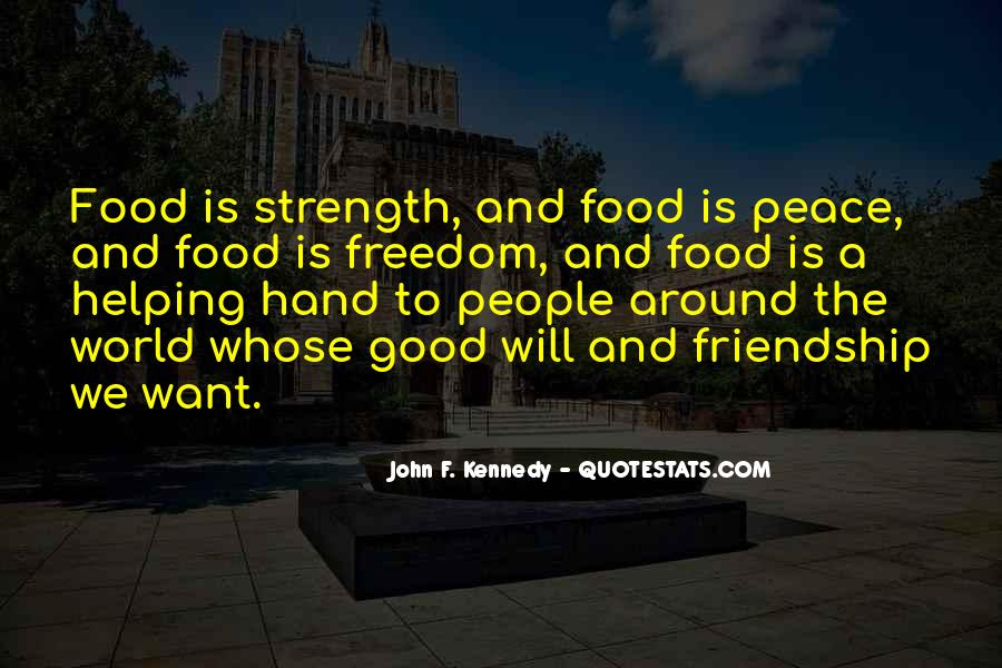 Quotes About Peace Around The World #749522