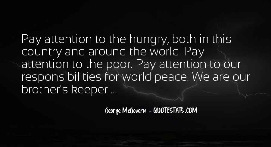 Quotes About Peace Around The World #926143