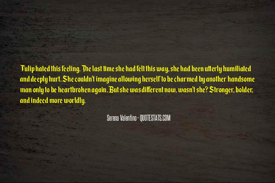 Quotes About Heartbreak And Strength #1420815
