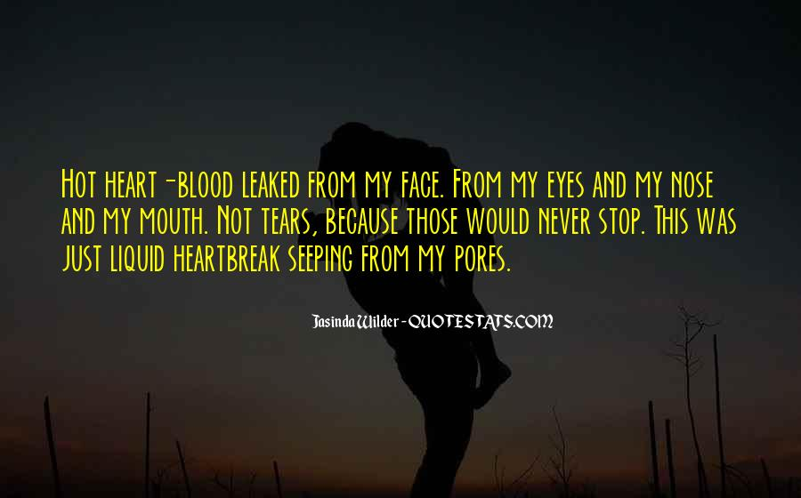 Quotes About Heartbreak And Strength #976937