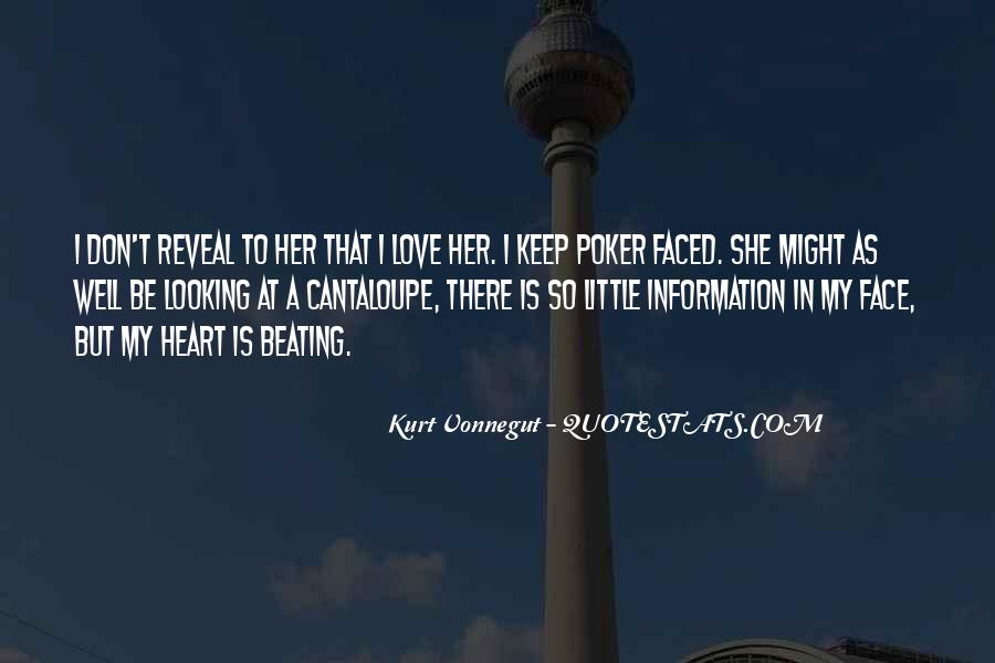 Quotes About Poker And Love #145611