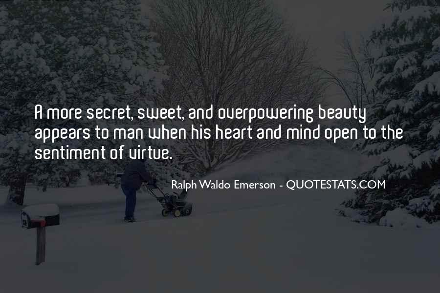 Quotes About Sweet Man #181967