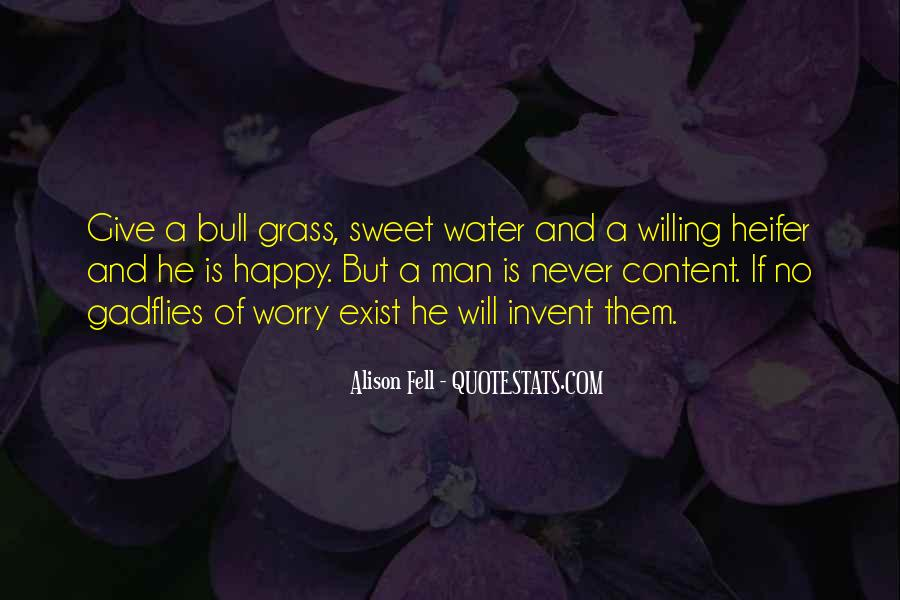Quotes About Sweet Man #467836
