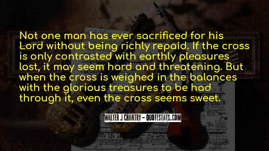 Quotes About Sweet Man #625058