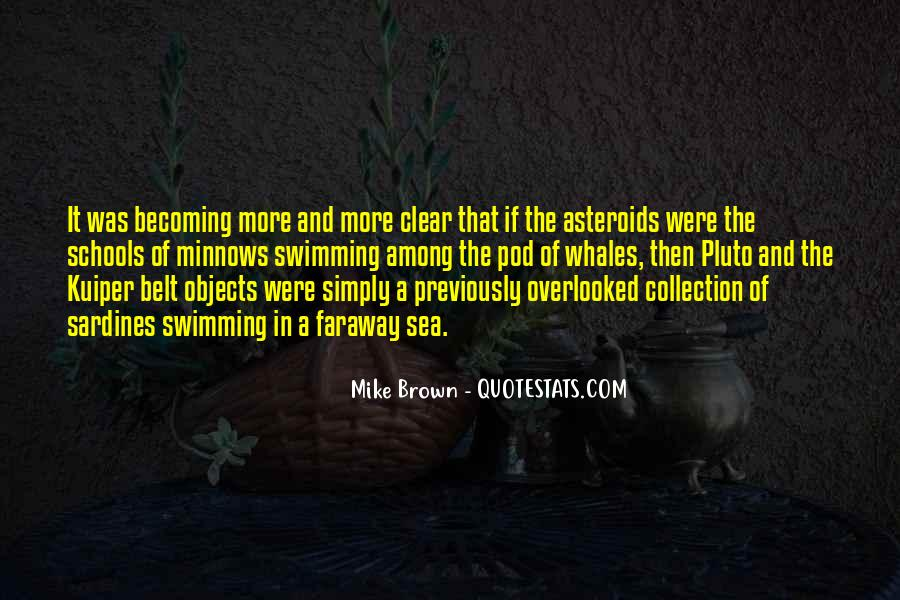 Quotes About Asteroids #1078028