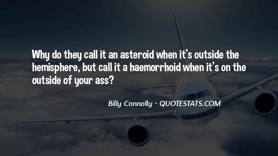 Quotes About Asteroids #1424861