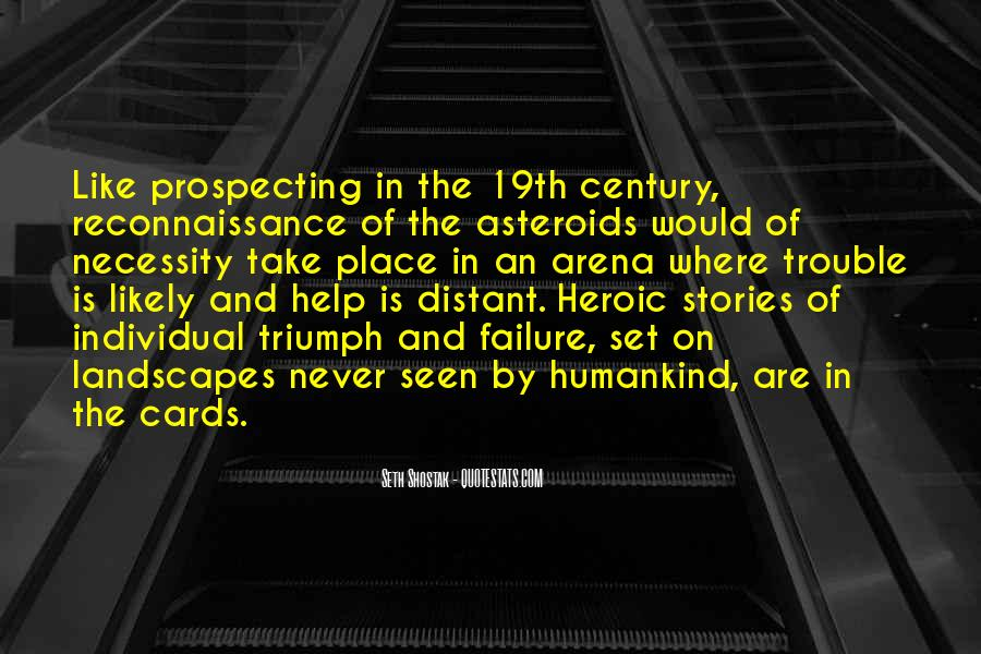 Quotes About Asteroids #1743934