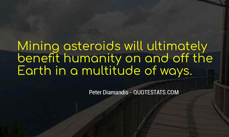 Quotes About Asteroids #1806802
