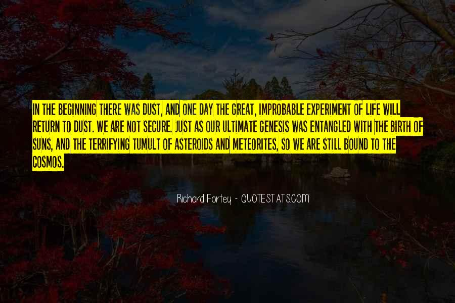Quotes About Asteroids #373890