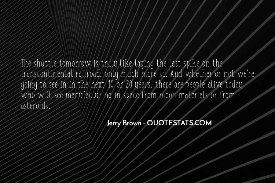 Quotes About Asteroids #642341