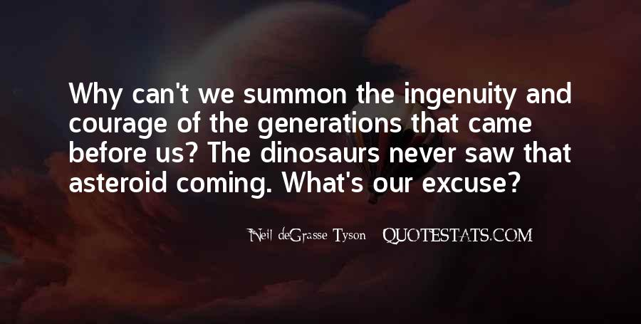 Quotes About Asteroids #977777