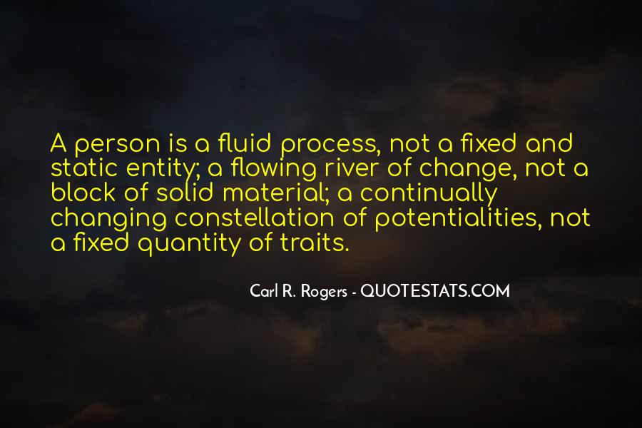 Quotes About Flowing With Change #182645