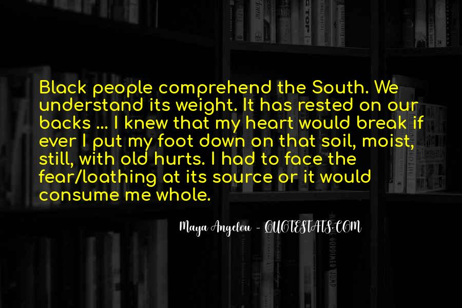 Quotes About Down South #1704979
