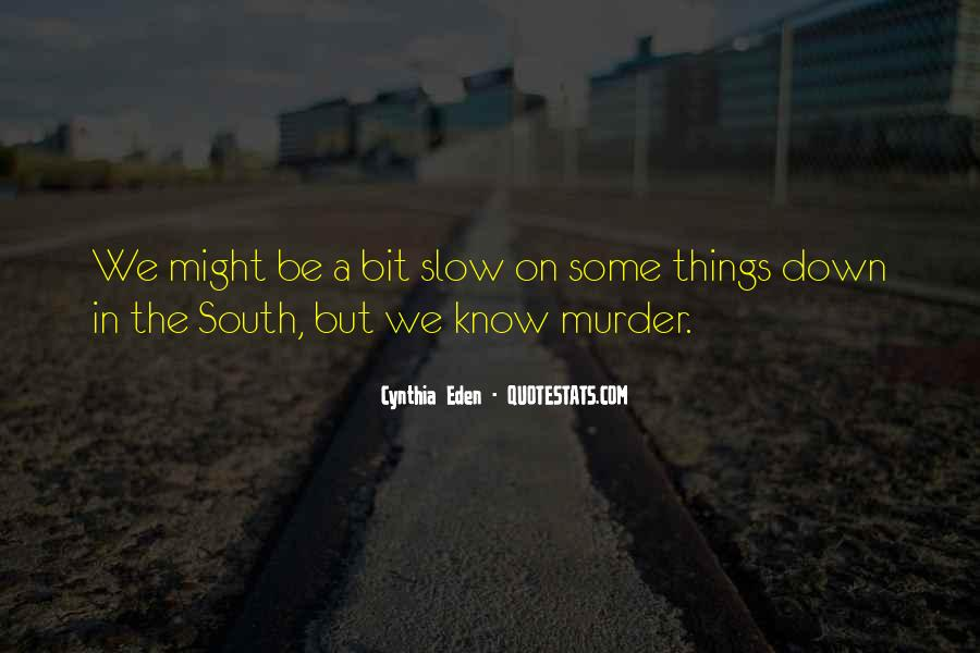Quotes About Down South #831765