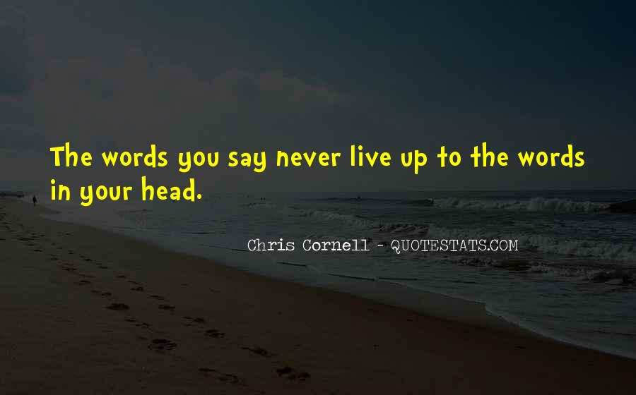 Quotes About Head #3008