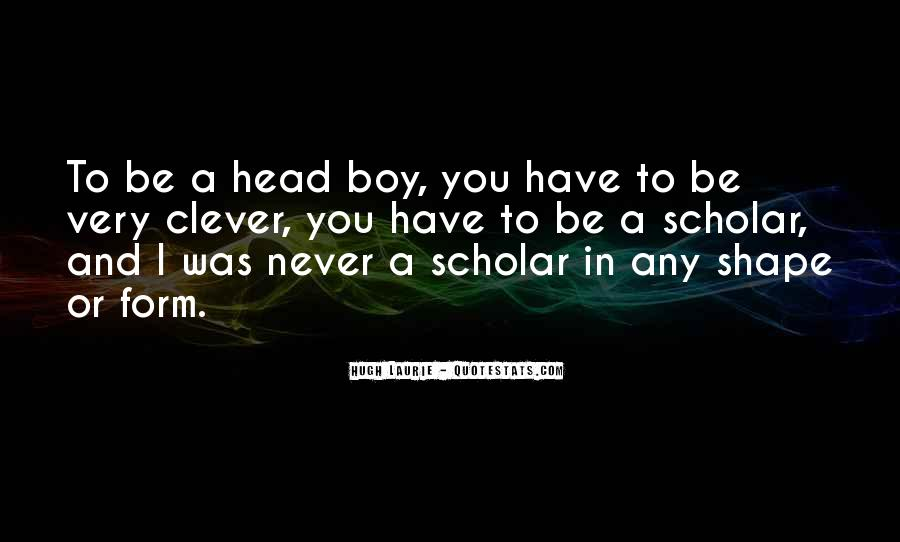 Quotes About Head #9189