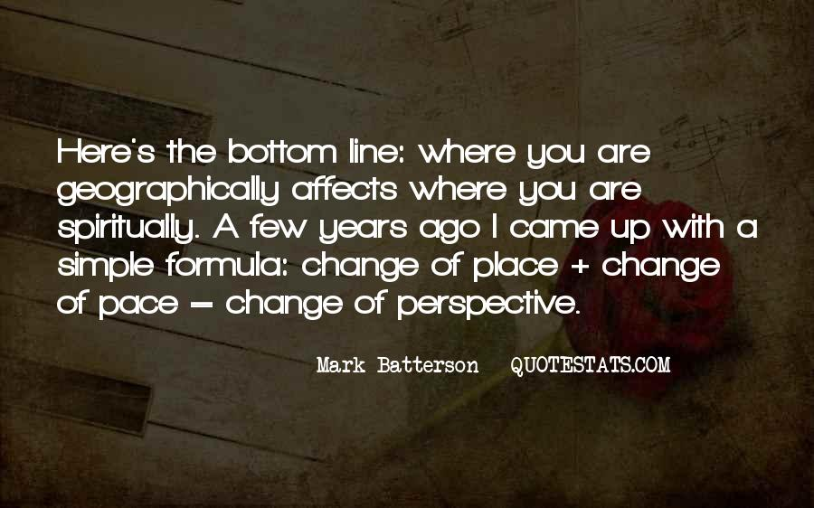 Quotes About Pace Of Change #1578072