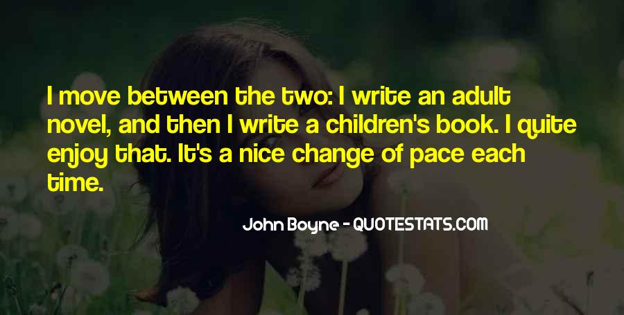 Quotes About Pace Of Change #629961
