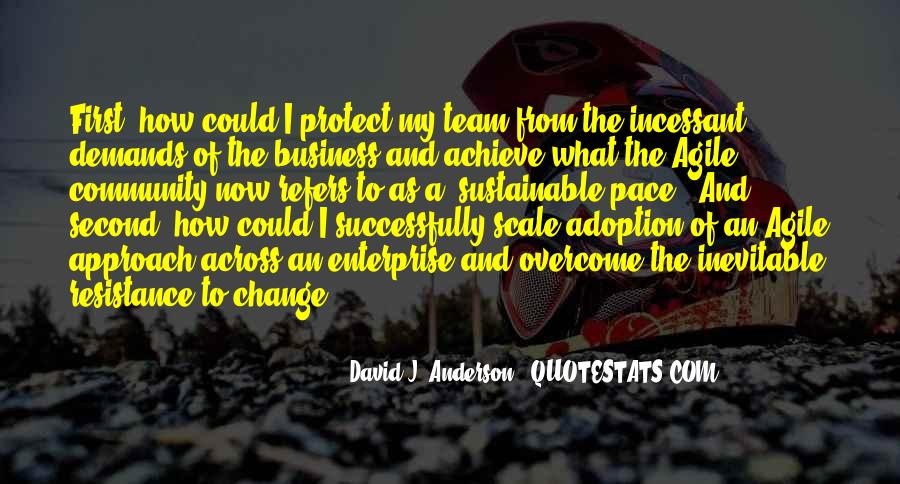 Quotes About Pace Of Change #673263