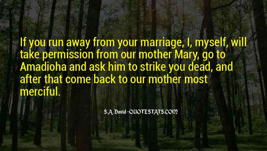 Quotes About Your Dead Mother #1278242