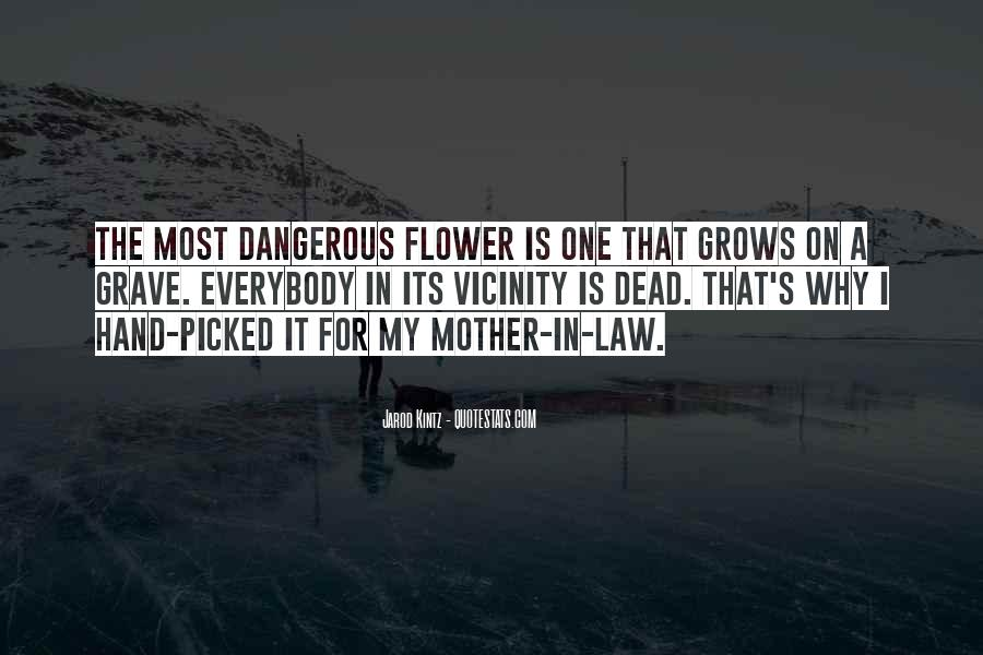 Quotes About Your Dead Mother #685371
