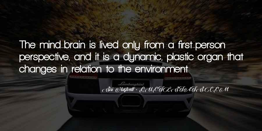 Quotes About Plastic Person #418721