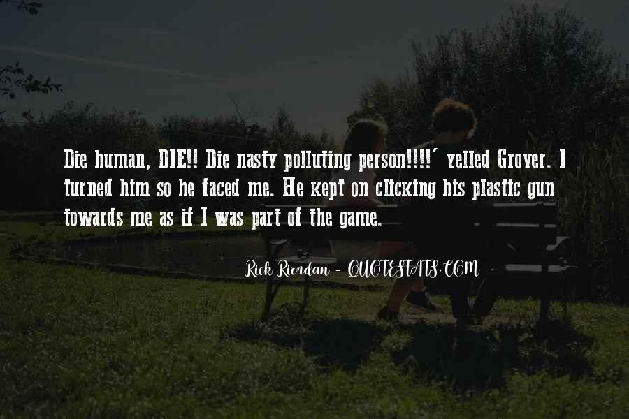 Quotes About Plastic Person #986549