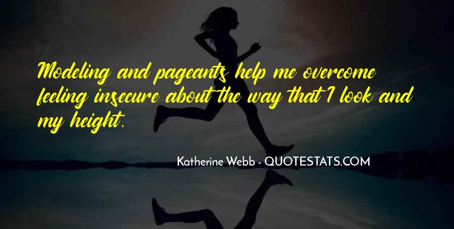 Quotes About Pageants #437121