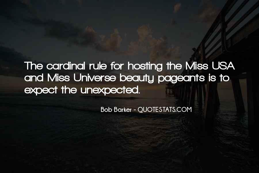Quotes About Pageants #804002