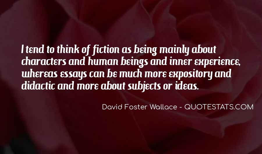 Quotes About Didactic #1149826