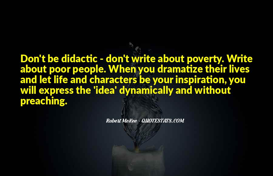 Quotes About Didactic #1304769
