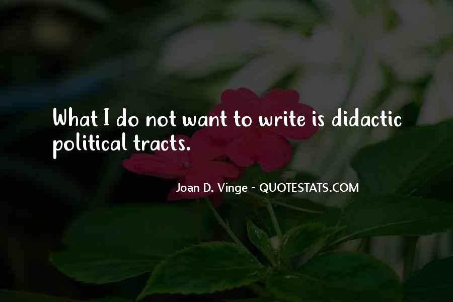 Quotes About Didactic #1490024