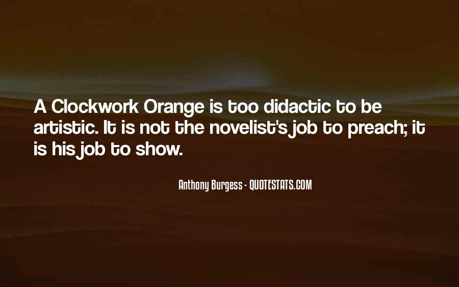 Quotes About Didactic #550234