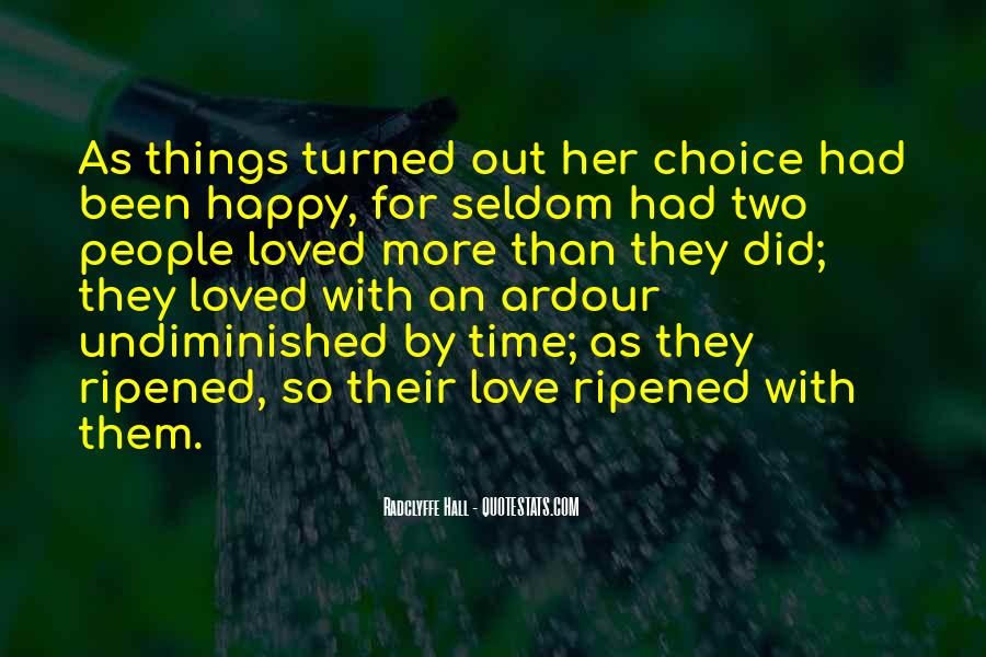 Quotes About Time For Your Loved One #26039
