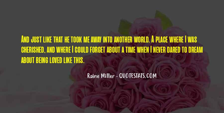 Quotes About Time For Your Loved One #4633