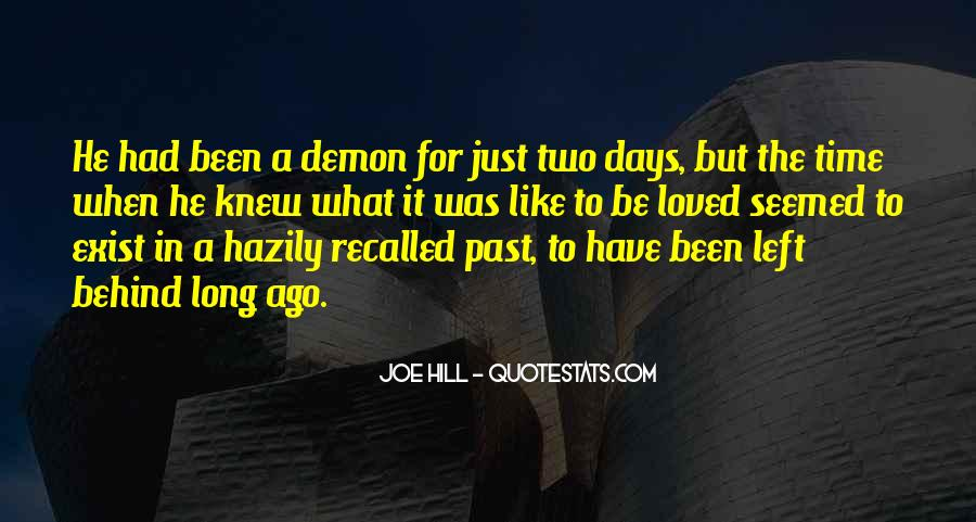 Quotes About Time For Your Loved One #69599