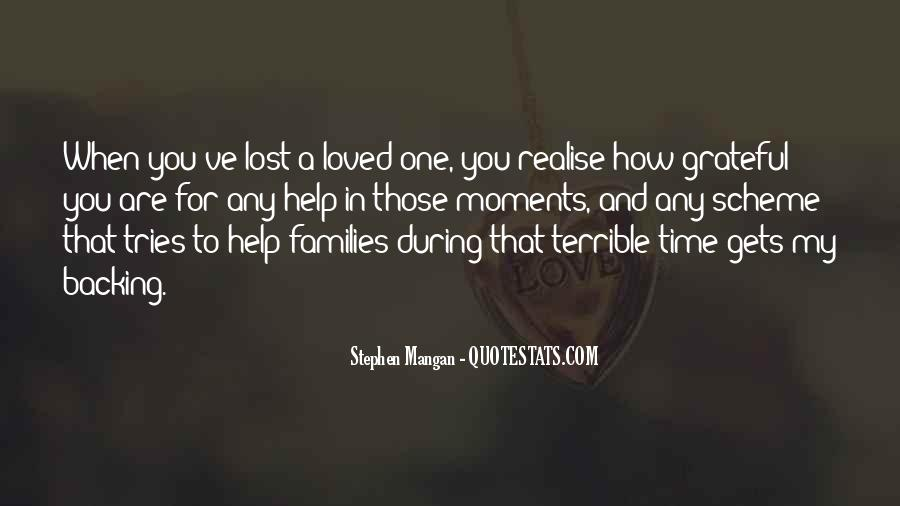Quotes About Time For Your Loved One #9108