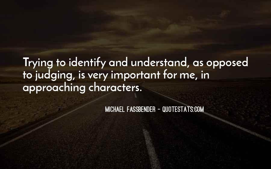Quotes About Judging Character #1146402