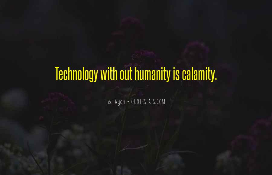 Quotes About Technology And Learning #1410524