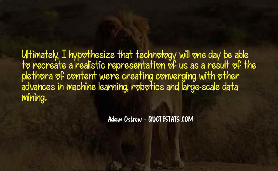 Quotes About Technology And Learning #1658640