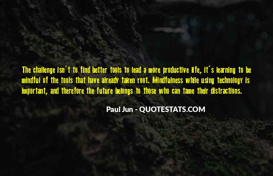 Quotes About Technology And Learning #1683220