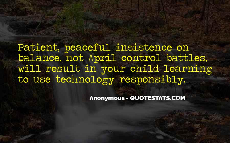 Quotes About Technology And Learning #174604