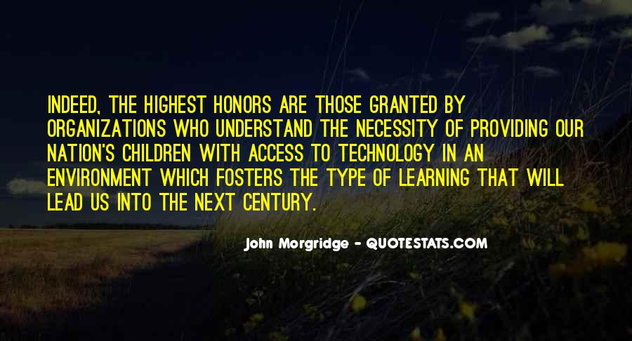 Quotes About Technology And Learning #1808112