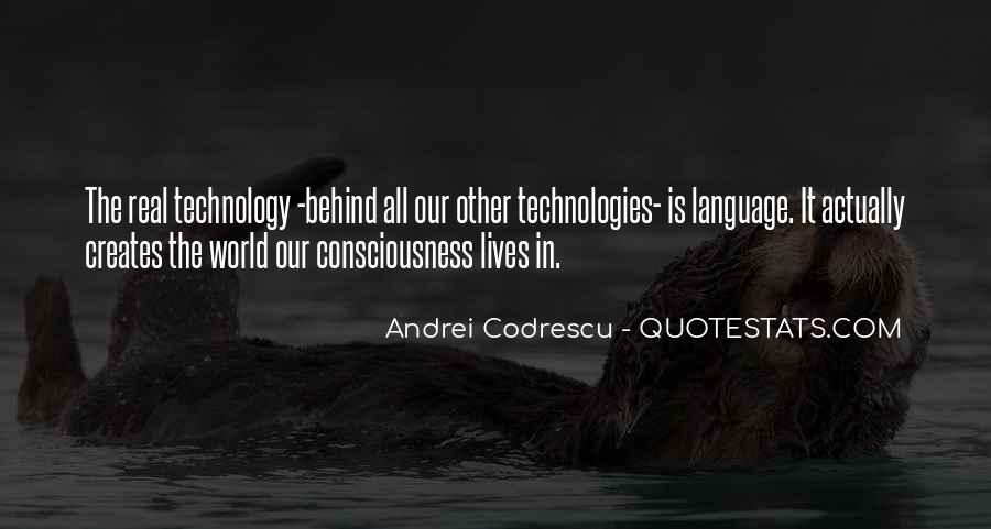 Quotes About Technology And Learning #397577
