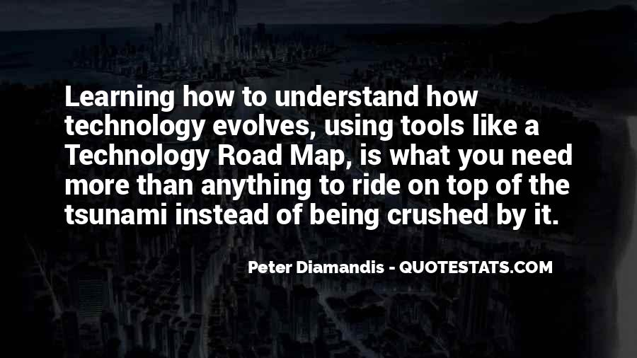 Quotes About Technology And Learning #626073