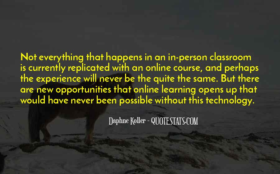 Quotes About Technology And Learning #678696