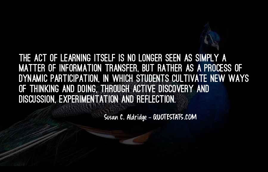 Quotes About Technology And Learning #795981